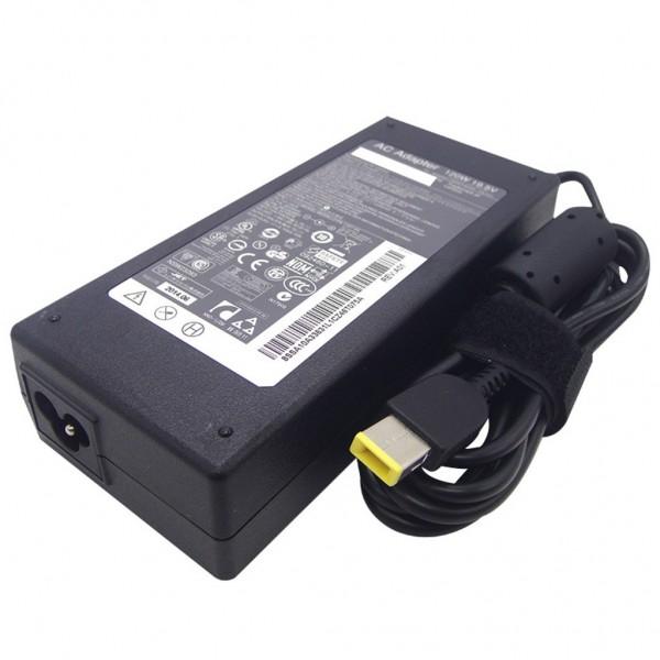 Lenovo Orjinal 19.5V 6.15A Adaptor (USB Uçlu)