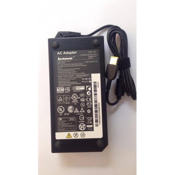 Lenovo Orjinal 20V 8.5A Adaptor (USB Uçlu)