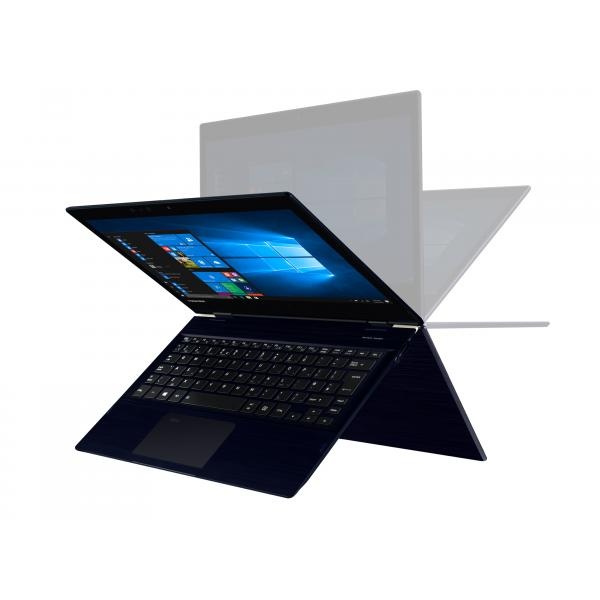 "Portege X20W-D-10V I7-7500U 8GB 512GB SSD 12.5"" Full HD  Win10 Pro"
