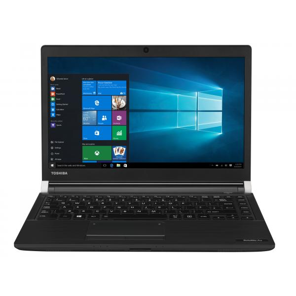 "Satellite Pro A30-D-14F  I5-7200U, 8GB, 500GB, 13.3"" HD, Win10 Home"