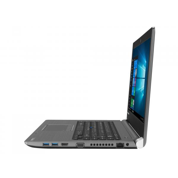 """TOSHIBA Tecra A40-D-15W I7-7600U, 8GB, 256GB SSD, 14"""" HD, Win10 Pro"""